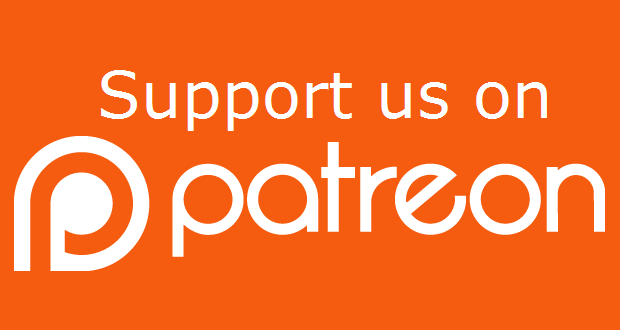 Image result for Support us on patreon banner