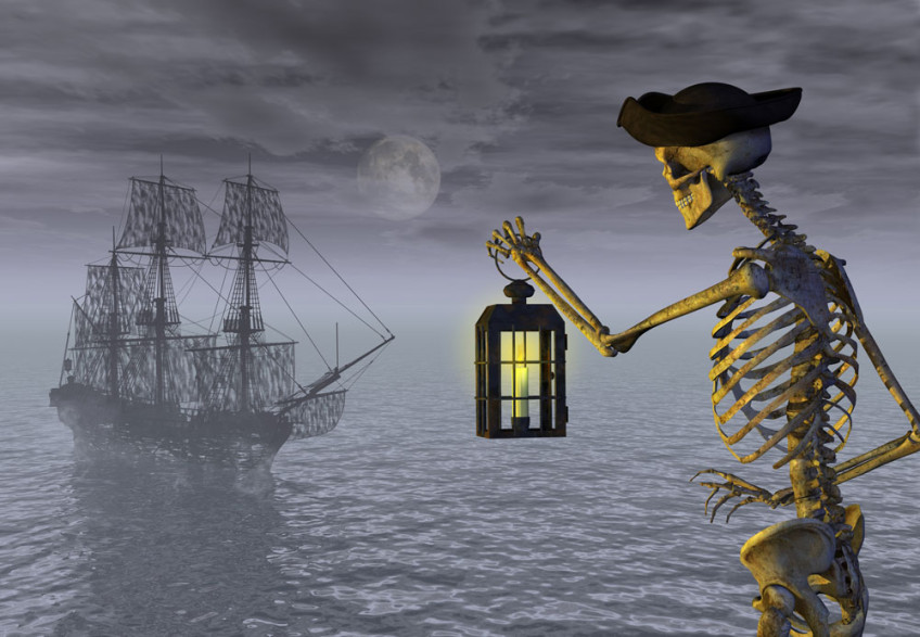 Episode 52: Nautical Mysteries