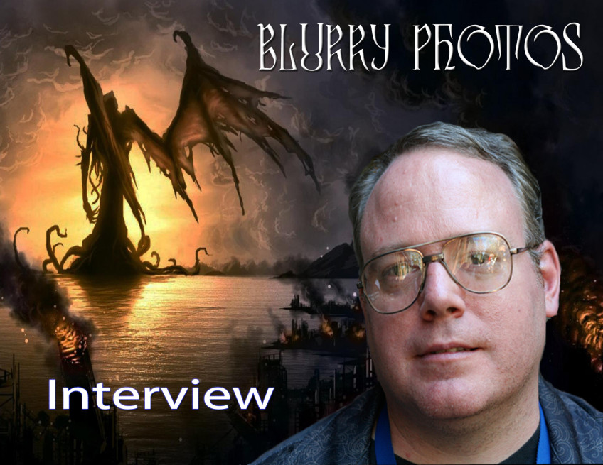 Episode 67b: The Cthulhu Mythos with Kenneth Hite
