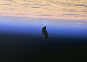 Black Knight Satellite