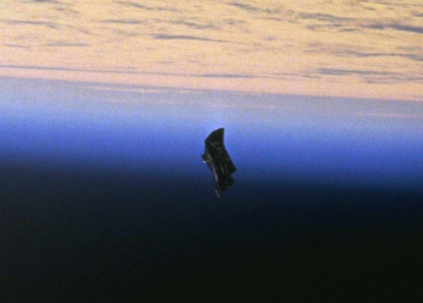 Episode 72: Black Knight Satellite
