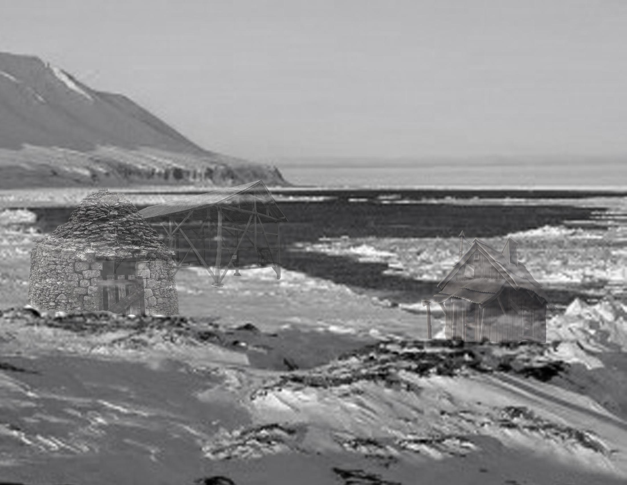 Lake Anjikuni Mystery