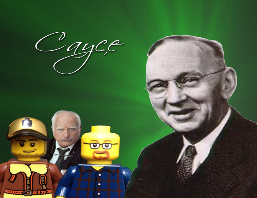 Episode 87: Edgar Cayce