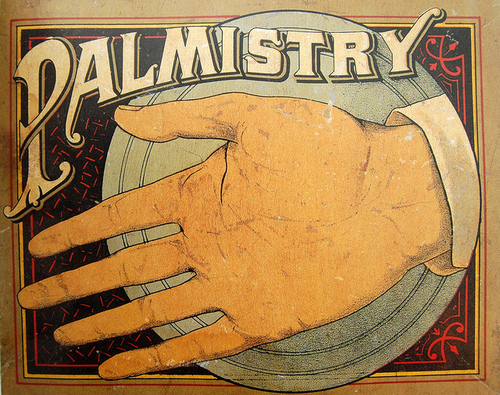 Episode 90: Palmistry
