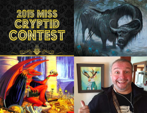 Miss Cryptid 2015 Week 1