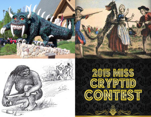 Miss Cryptid 2015 Week 2
