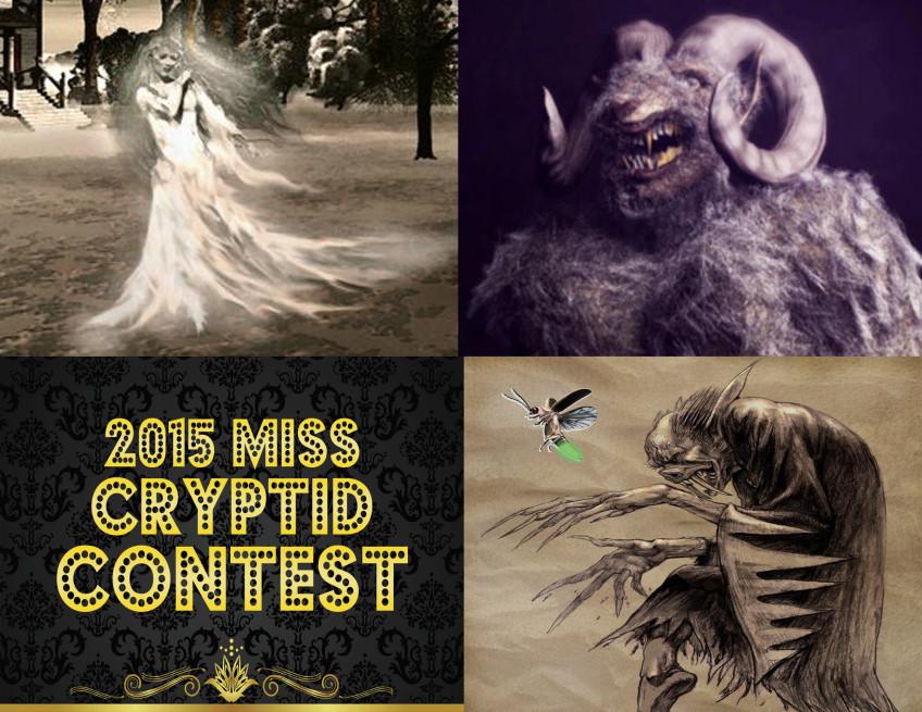 Miss Cryptid 2015 Week 3