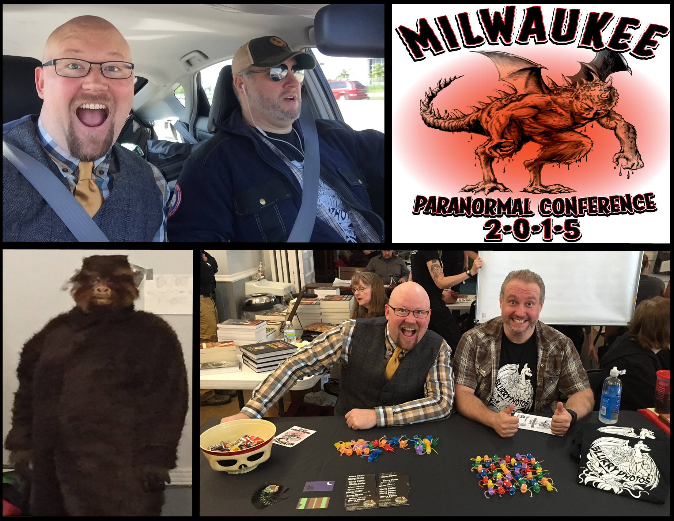 2015 Milwaukee Paracon