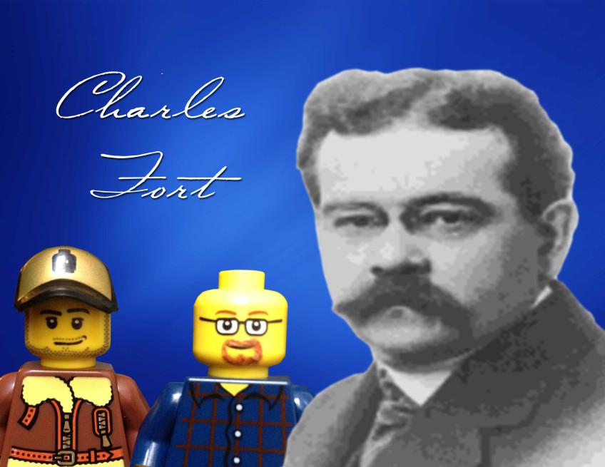 Episode 118: Charles Fort