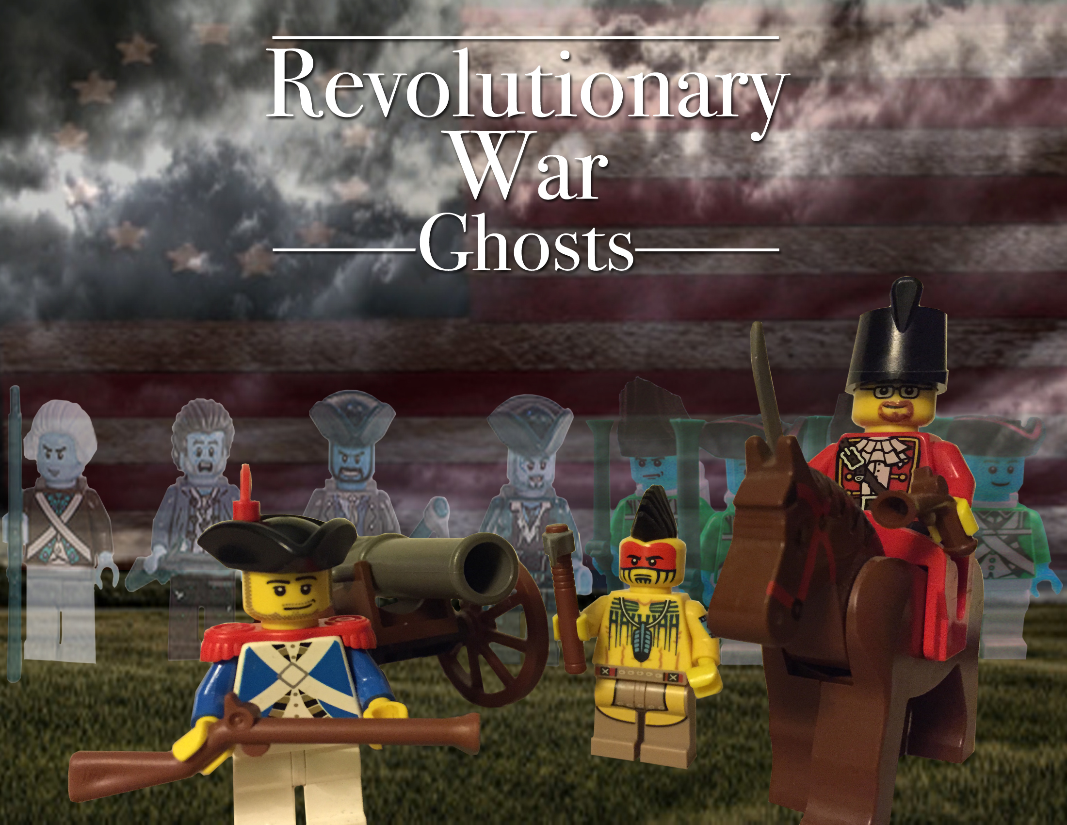 Revolutionary War Ghosts