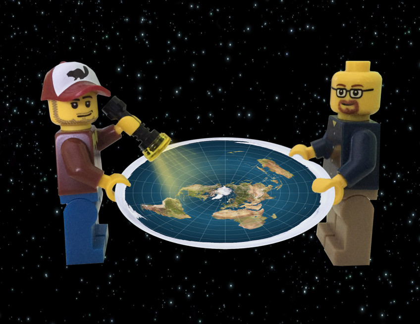 Episode 137: Flat Earth Theory