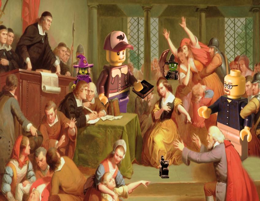 Episode 138: The Salem Witch Trials