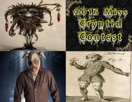 Miss Cryptid 2016 Week 2