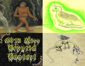 Miss Cryptid 2016 Week 3