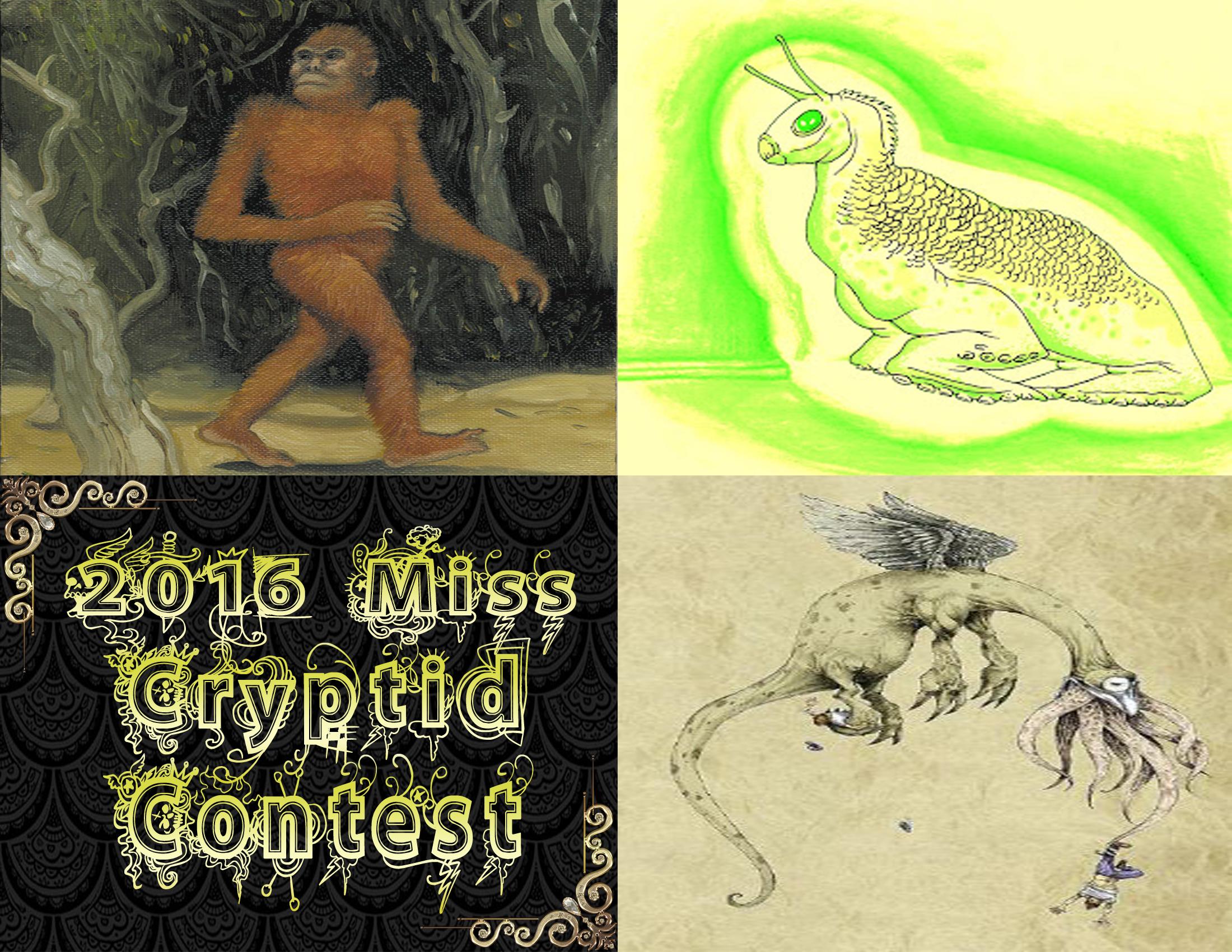 Miss Cryptid 2016 Week 3