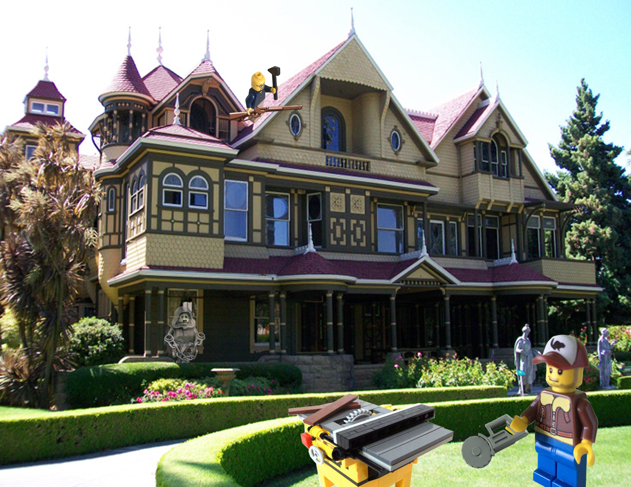 Episode The Winchester Mystery House Blurry s