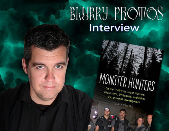 Ep 150: Monster Hunters with Tea Krulos