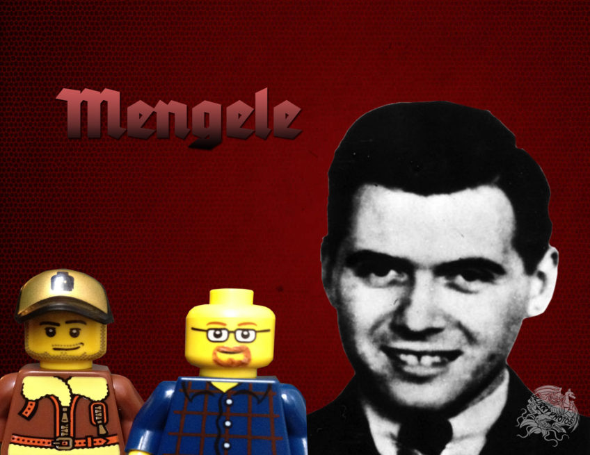 Ep 154: Josef Mengele