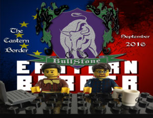 BullStone 21: The Eastern Border, September 2016
