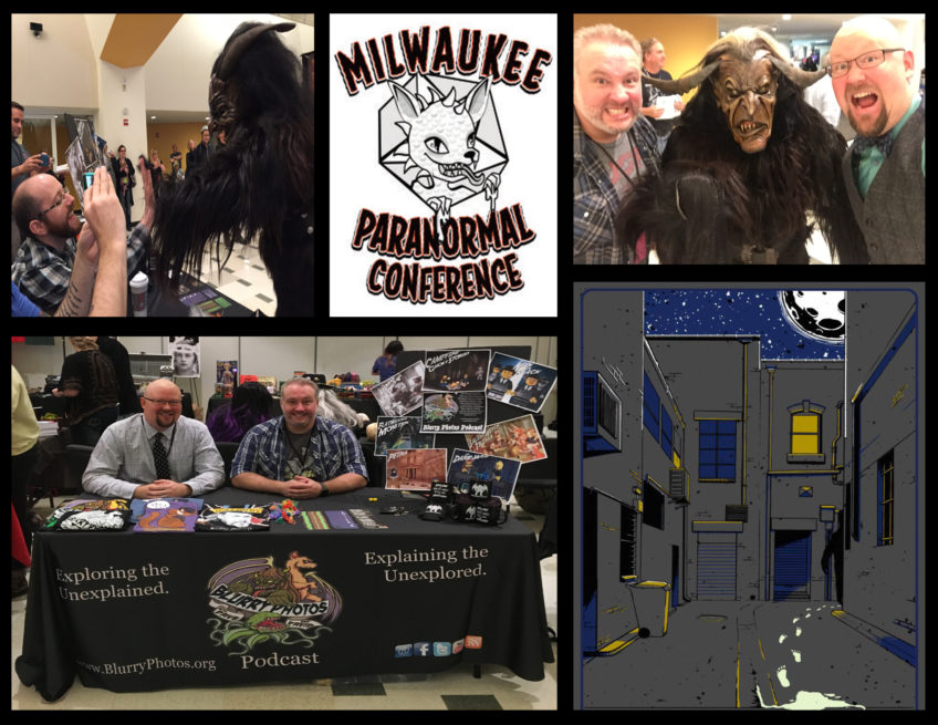 Ep 168: 2016 Milwaukee Paracon
