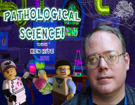 Ep 169: Pathological Science with Ken Hite