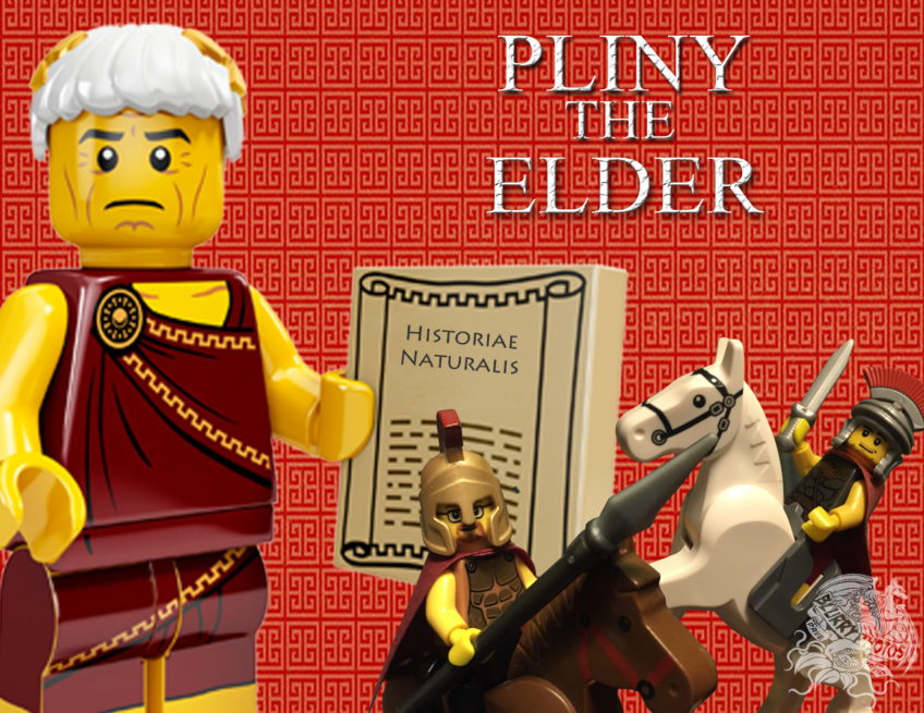 Ep 167: Pliny the Elder