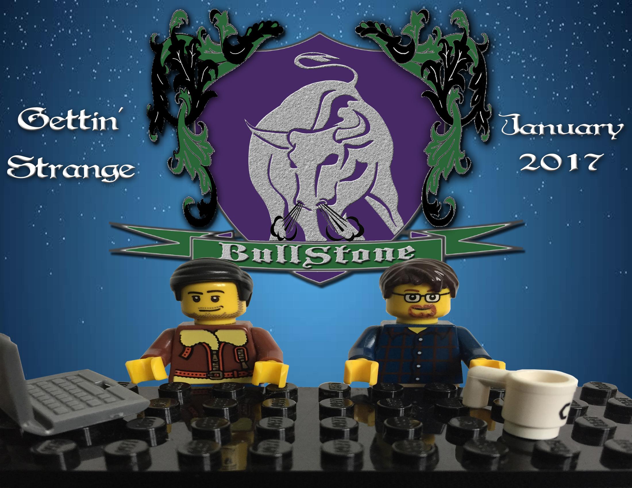 BullStone 24: Greg Bach, January 2017