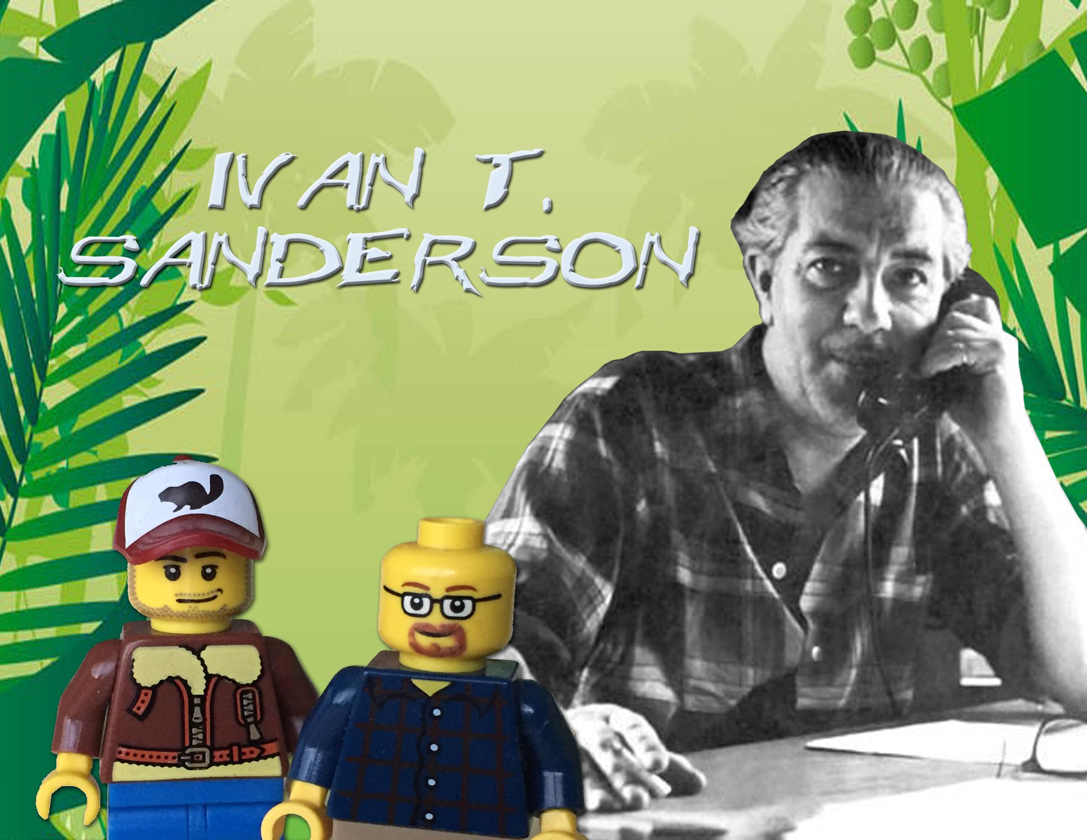 Ivan T Sanderson