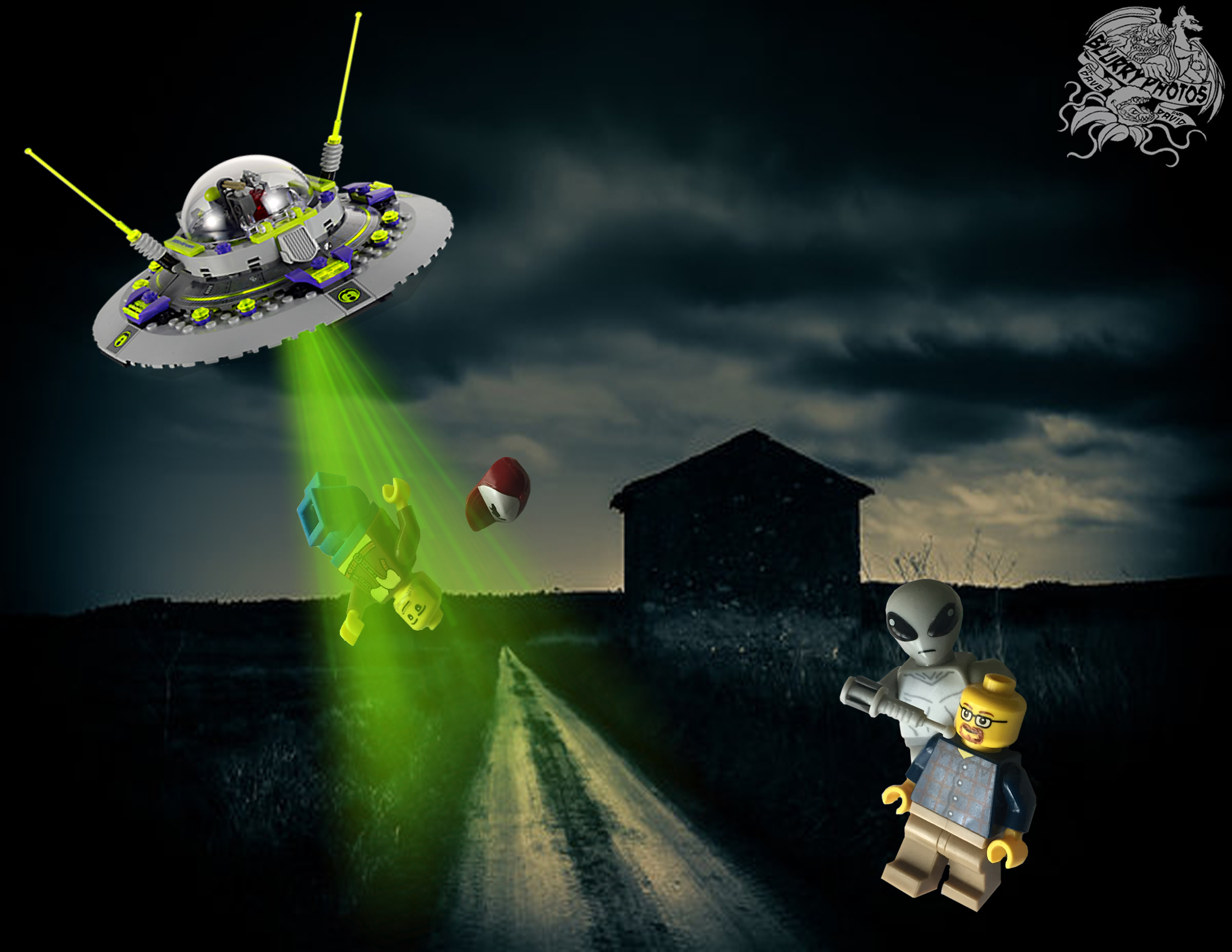 Alien Abduction Stories