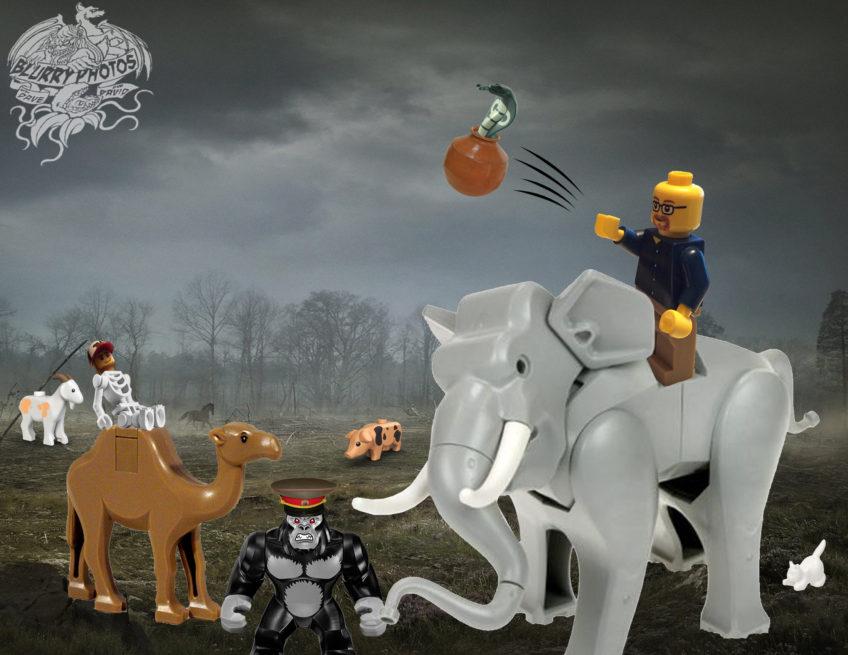 Ep 189: Animals of War