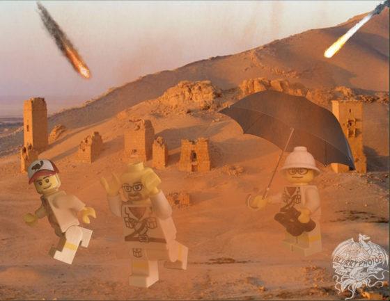 Ep 191: Lost Desert Cities with Ken Hite