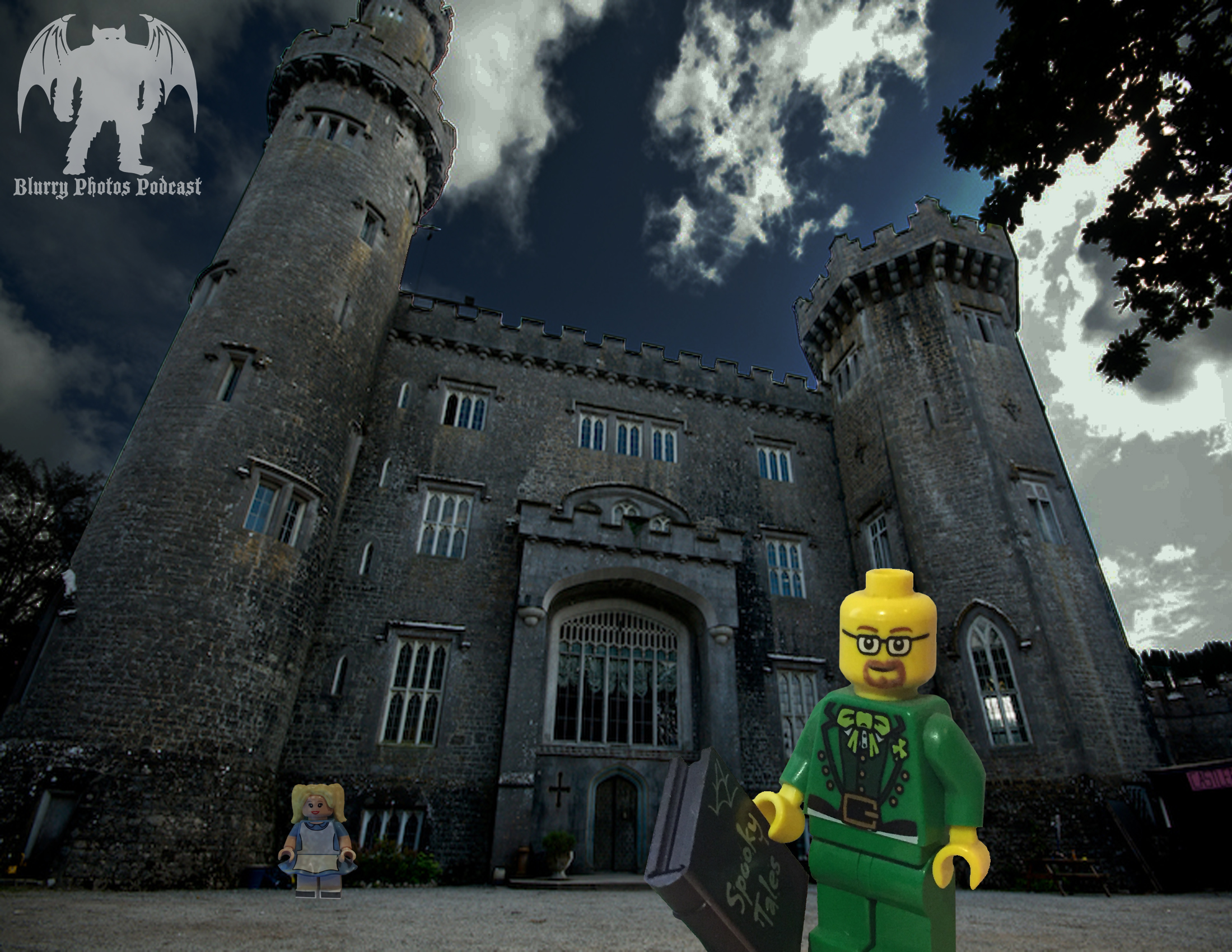Haunted Irish Castles