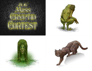 Miss Cryptid 2018 Week 1