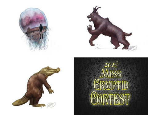 Miss Cryptid 2018 Week 2