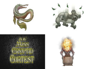 Miss Cryptid 2018 Week 3