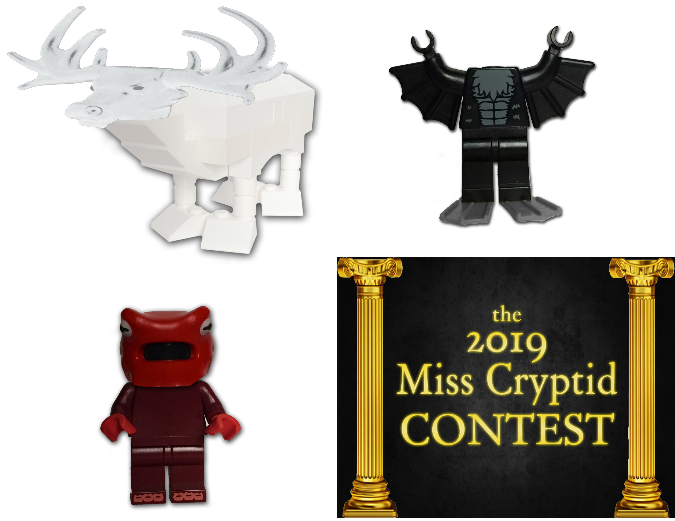 Miss Cryptid 2019 week 2