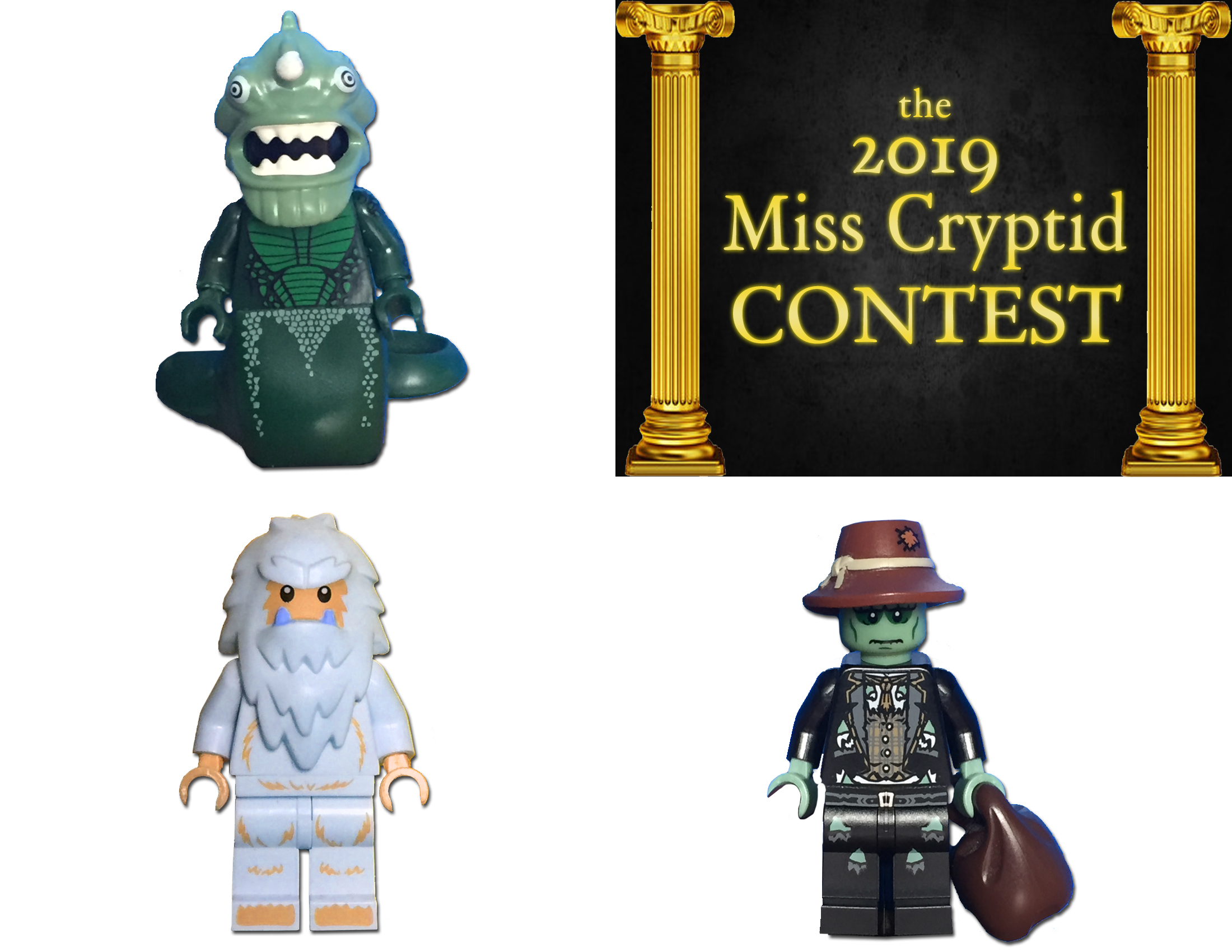 Miss Cryptid 2019 Week 3