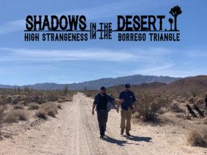 Shadows in the Desert Kickstarter