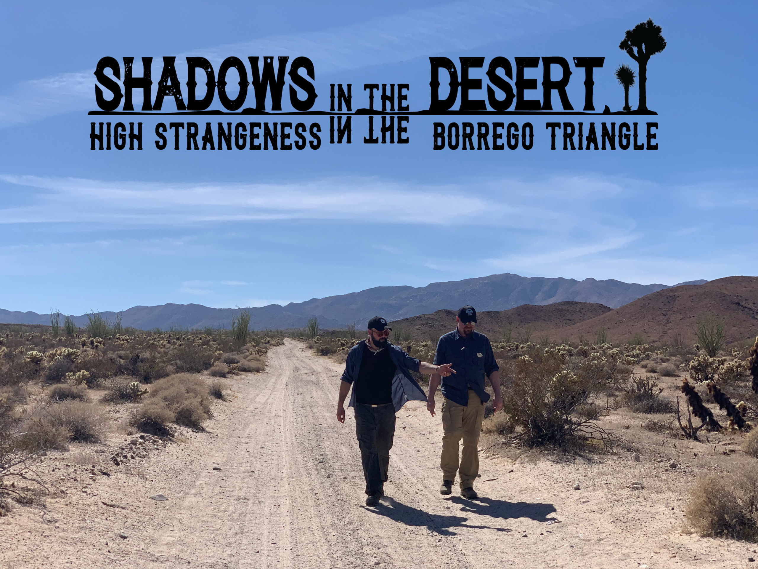 Shadows in the Desert Kickstarter