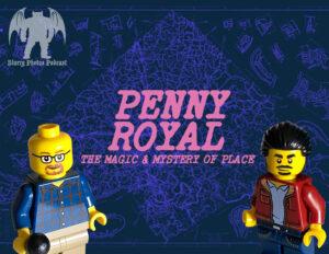 Nathan Isaac, The Penny Royal Podcast