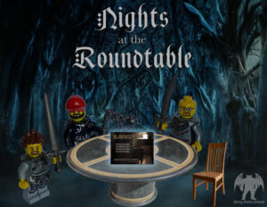 Nights at the Roundtable: The Undeparted